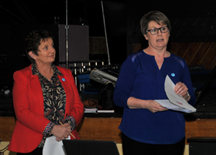Dementia Talk Mary and Joan