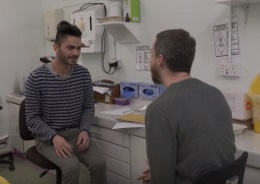 Gay Men s Health Service STI Clinic
