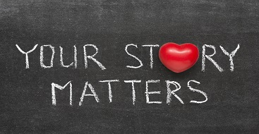 Your story matters 367
