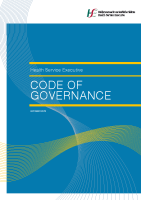 HSE Code of Governance (2015) front page preview