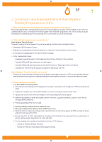 Governance and Implementation of hand hygiene front page preview