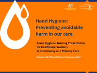 hand hygiene training presentation NEW front page preview