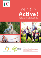 Let's Get Active Guidelines front page preview