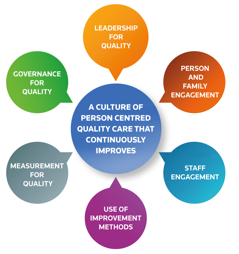 the improvement of quality in health services The council for health service accreditation of southern africa (cohsasa) is the only internationally accredited quality improvement and accreditation body for.