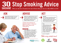 30 Second Stop Smoking Guide front page preview