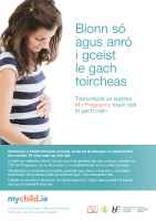 Every pregnancy has its ups and downs-Irish front page preview