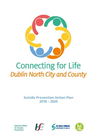 Connecting for Life - Dublin North City and County Cover