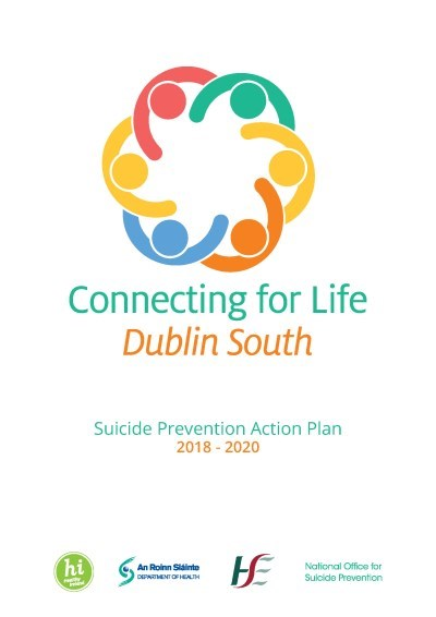 Connecting for Life - Dublin South_Cover