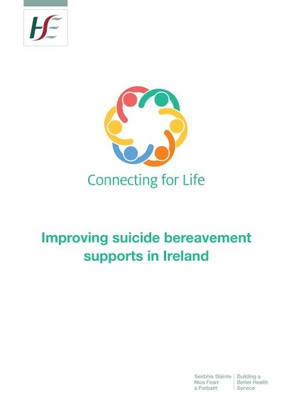 Improving suicide bereavement supports in Ireland cover