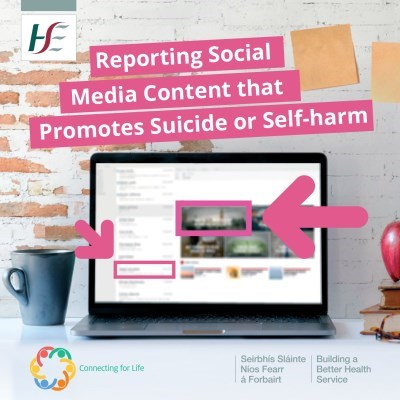 Reporting Social Media Content Cover