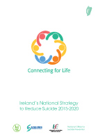 Connecting for Life - Suicide Prevention Strategy front page preview