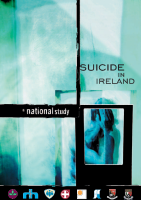Suicide in Ireland - 2001 front page preview