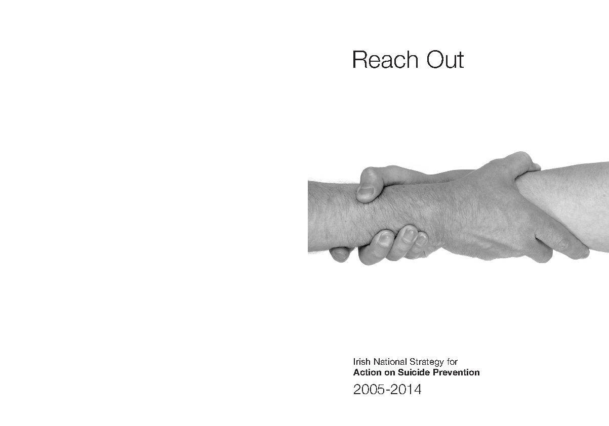 ReachOut Strategy front page preview
