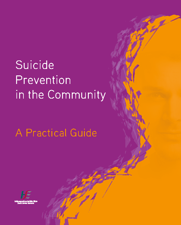 Suicide Prevention in the Community front page preview
