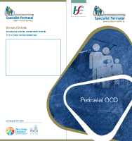 Perinatal OCD (printable version) front page preview