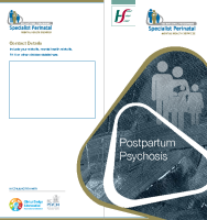 Postpartum Psychosis (printable version) front page preview
