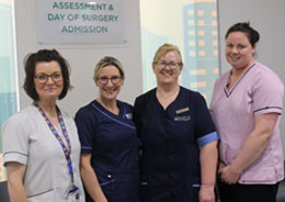 Acute Surgical Assessment Unit and Pre-operative Assessment Unit