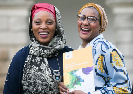 Intercultural Health Strategy launch 2019 260x184