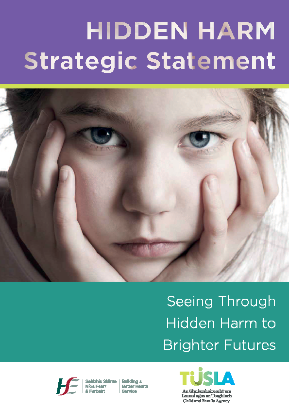 Hidden Harm Strategic Statement front page preview image