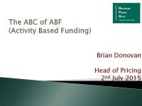 The ABC of ABF front page preview