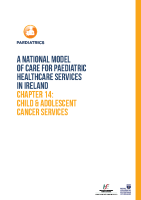 Chap 14: Children and Adolescent Cancer Services front page preview