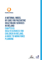 Chap 9: Health Services for Children in Ireland – A Guide to Workforce Planning front page preview
