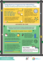 Infographic - ICP Patient Flow - Theatre Quality Improvement Programme front page preview