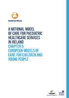 Chap 5: European Care Models front page preview