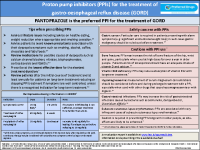 PPIs for treatment of GORD - Prescribing tips and tools front page preview image