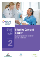 Workbook 2 - Effective Care and Support front page preview