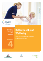 Workbook 4 - Better Health and Wellbeing front page preview