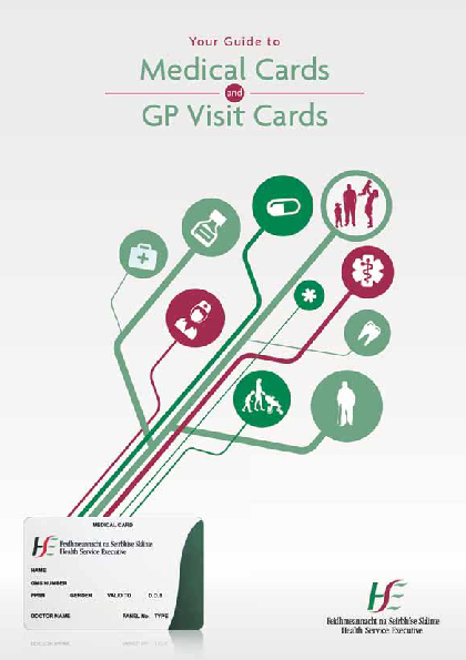 Your Guide to Medical Cards and GP Visit Cards front page preview