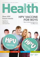 Health Matters Autumn 2019 front page preview image