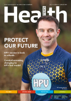 Health Matters Spring 2020 front page preview