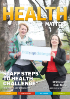 Health Matters Summer 2017 front page preview
