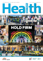 Health Matters Summer 2020 front page preview