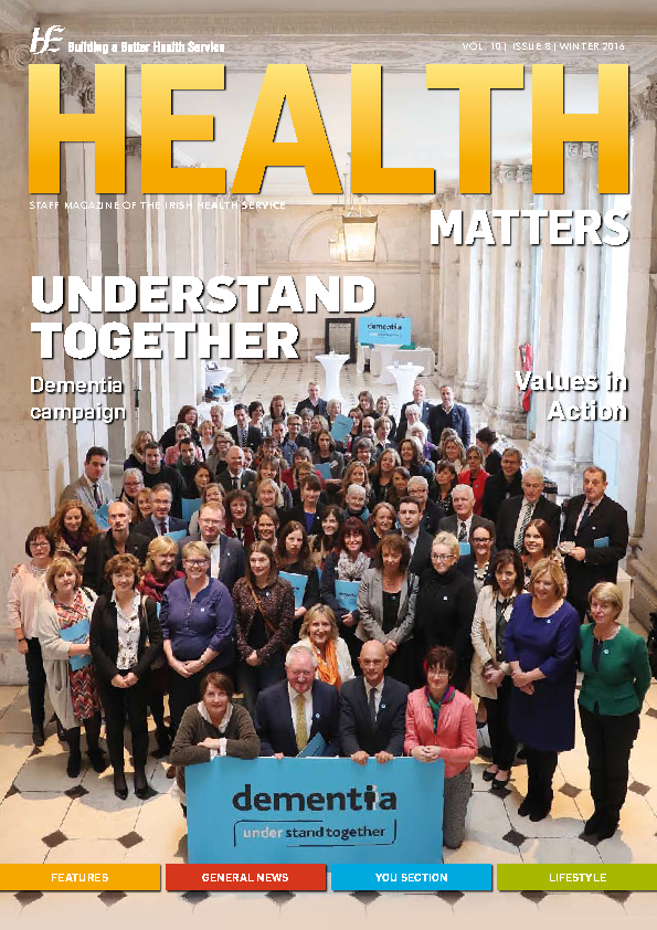 Health Matters Winter 2016 front page preview