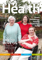 Health Matters Winter 2019 front page preview image