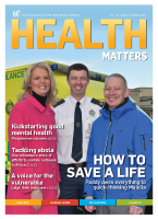 Health Matters Spring 2015 front page preview