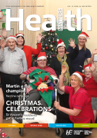 Health Matters Winter 2018 front page preview image