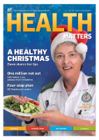 Health Matters Winter 2015 front page preview