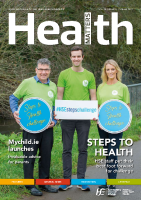 Health Matters Spring 2019 front page preview