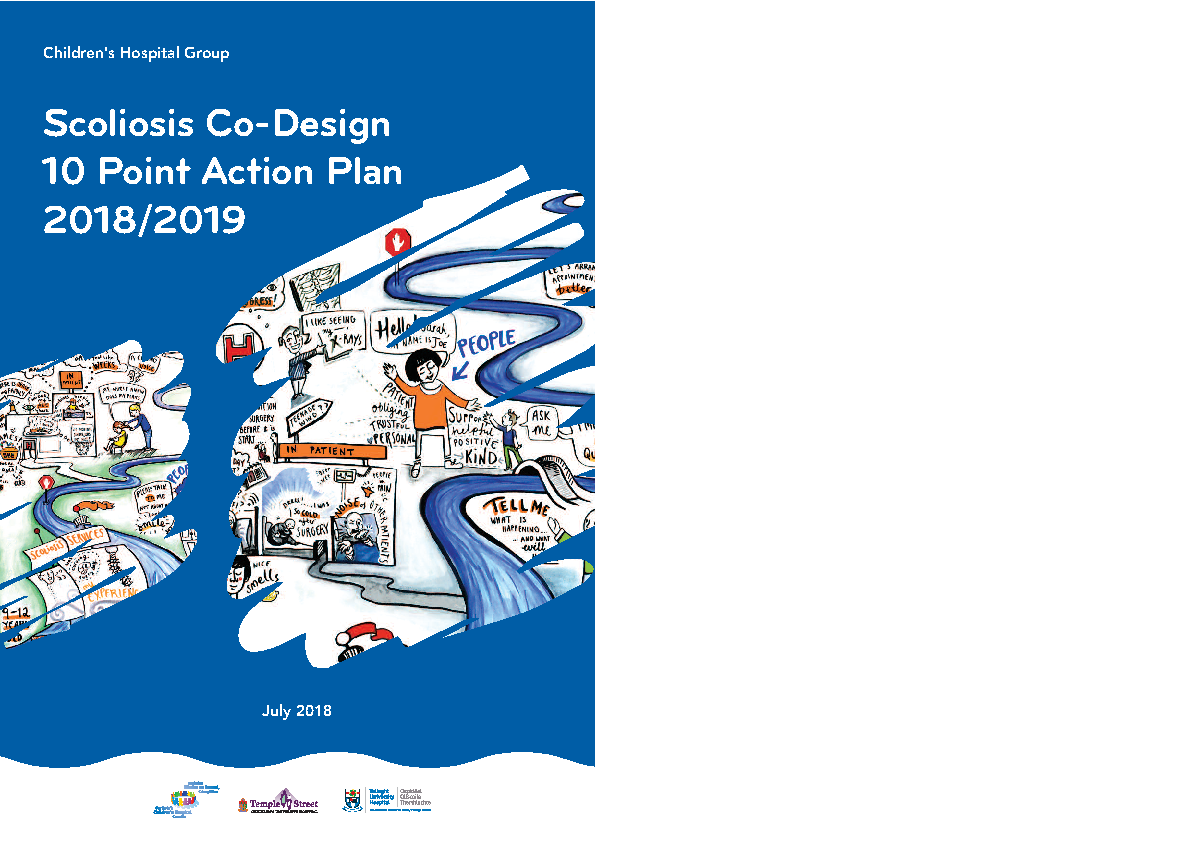 Scoliosis Design Plan front page preview image