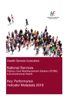2019 National Services NSP Metadata. front page preview image