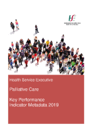 Final Palliative Care Metadata 2019 NSP Metrics front page preview image