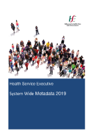 System Wide Metadata 2019 front page preview image