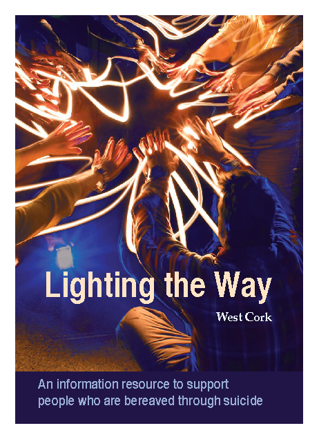 Lighting the Way West Cork front page preview image