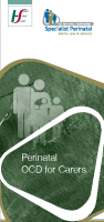 Perinatal OCD for Carers front page preview image