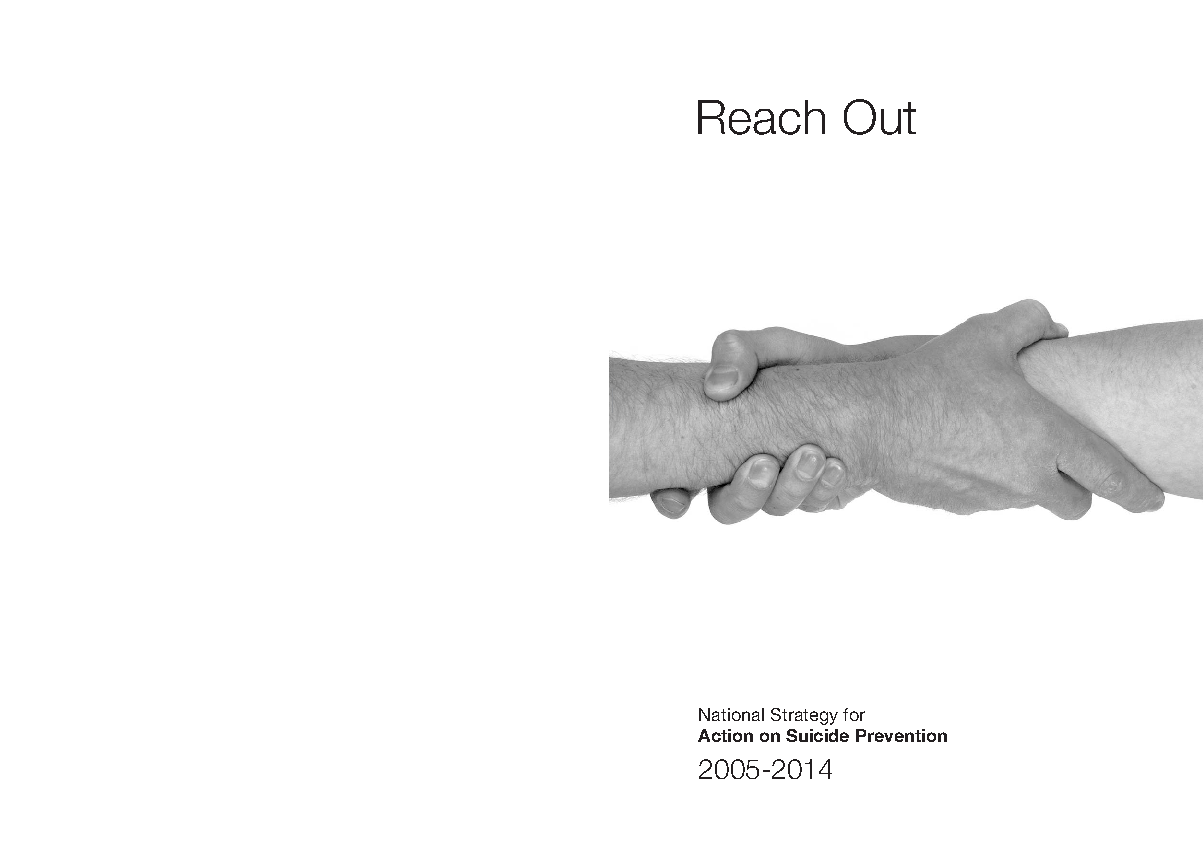 Reach Out front page preview