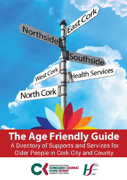 Directory of Supports and Services for Older People in Cork City and County front page preview image